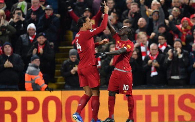Premier League, al Liverpool il big match col Manchester City: Guardiola a -9 dai reds