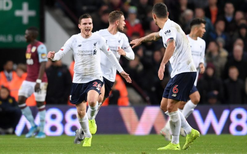 Premier League, rimonta Liverpool nel finale; soffre anche il Manchester City