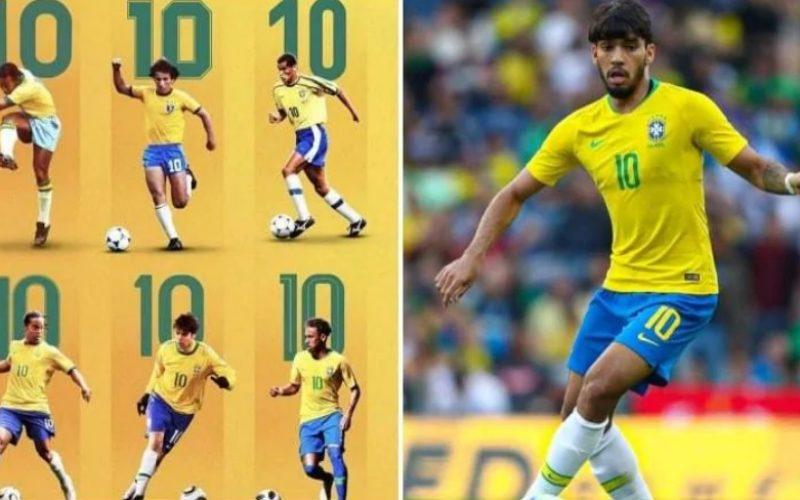 """Brasile, Rivaldo attacca il c.t.: """"La 10 a Paquetà? Un errore"""""""