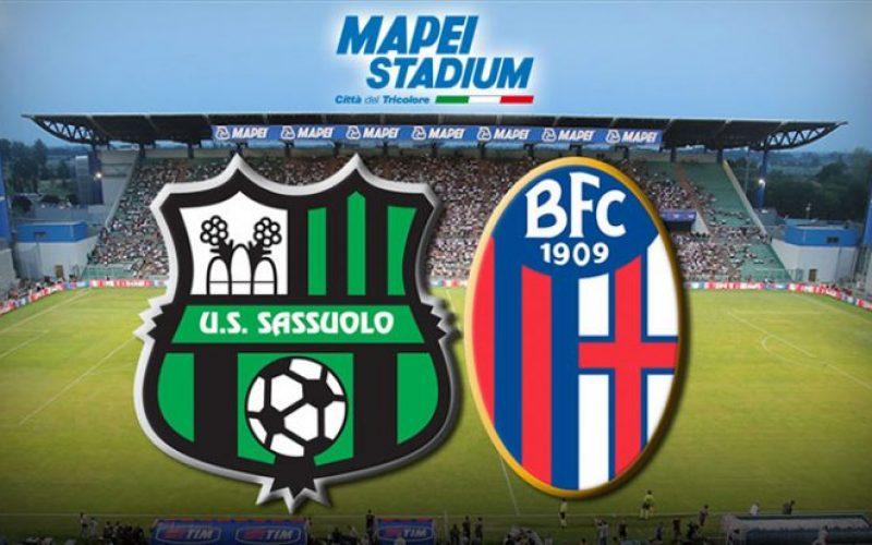 Serie A, Sassuolo-Bologna: quote, pronostico e probabili formazioni (08/11/2019)