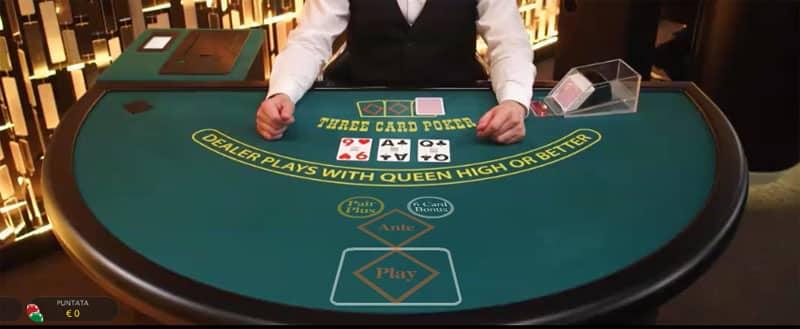 888casino poker