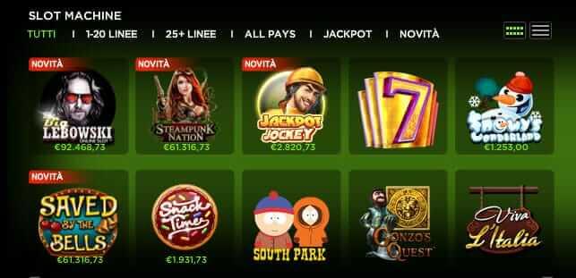 888casino slot machine