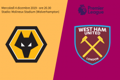 Premier League, Wolverhampton-West Ham: quote, pronostico e probabili formazioni (04/12/2019)