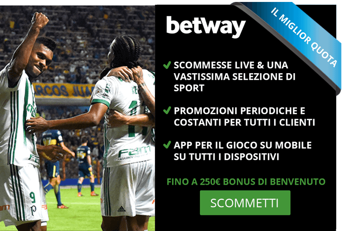 Betway Sport Welcome Bonus