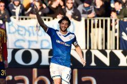 Il Brescia travolge il Lecce 3-0, secondo successo di fila per Corini