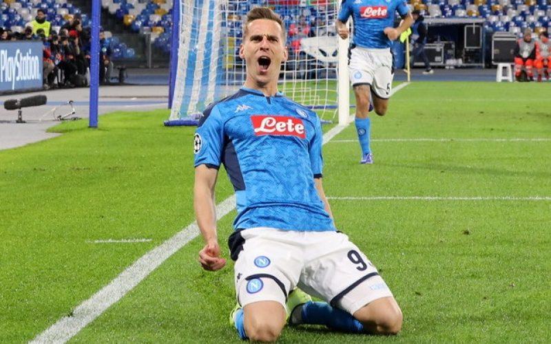 Napoli-Genk 4-0, azzurri agli ottavi da secondi nel girone
