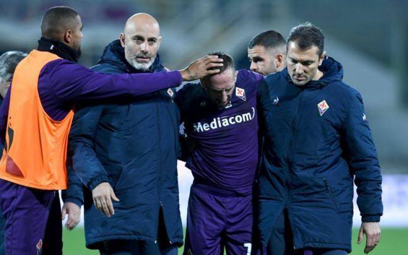 Fiorentina, tegola Ribery: dovrà operarsi, rientro a febbraio?