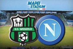 Serie A, Sassuolo-Napoli: quote, pronostico e probabili formazioni (22/12/2019)