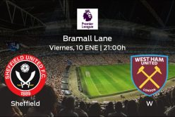 Premier League, Sheffield Utd-West Ham: quote, pronostico e probabili formazioni (10/01/2020)