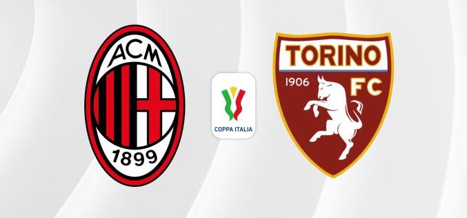Coppa Italia, Milan-Torino: quote, pronostico e probabili formazioni (28/01/2020)
