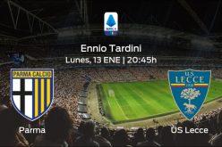 Serie A, Parma-Lecce: quote, pronostico e probabili formazioni (13/01/2020)