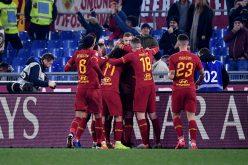 Roma-Lazio 1-1, la striscia vincente dei biancocelesti finisce col derby