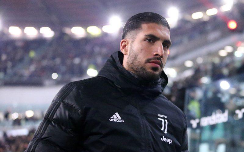 Calciomercato Juventus, Emre Can verso il Borussia Dortmund