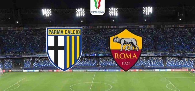 Coppa Italia, Parma-Roma: quote, pronostico e probabili formazioni (16/01/2020)