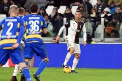 Ronaldo non si ferma più: settima partita di fila a segno in campionato. L'ultimo fu Trezeguet…