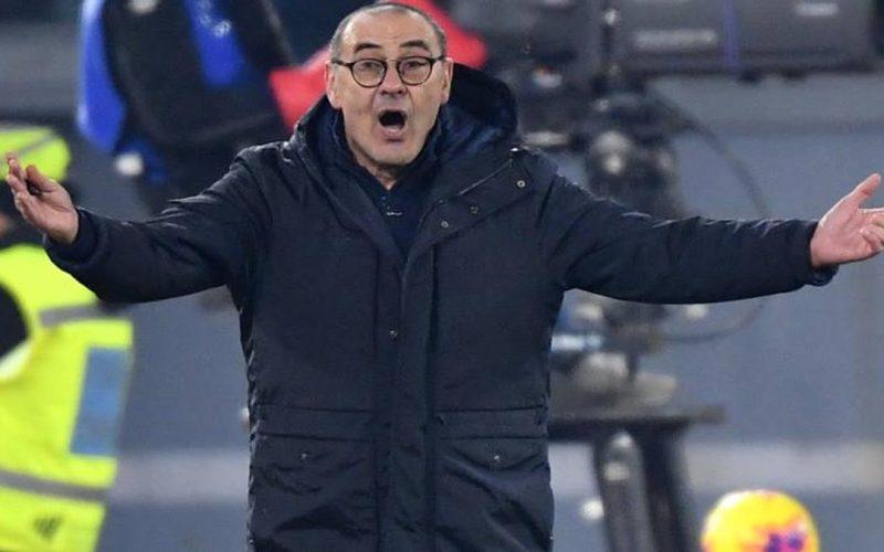 """Sarri e le proteste di Dybala al cambio: """"Non me ne può fregar di meno…"""""""