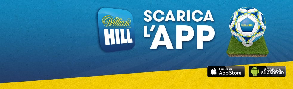 scarica app william hill
