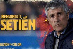 """Il Barcellona presenta Setien: """"Vincere giocando bene, pronto a morire per le mie idee"""""""