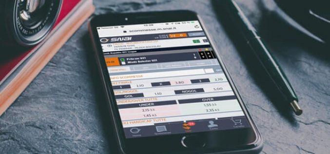 App Mobile di Snai Scommesse: la recensione