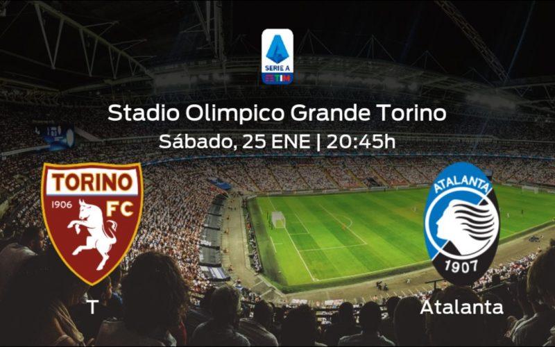 Serie A, Torino-Atalanta: quote, pronostico e probabili formazioni (25/01/2020)
