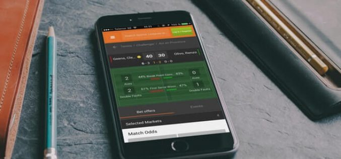 App Mobile di 888Sport: la recensione