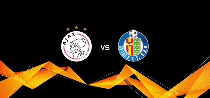 Europa League, Ajax-Getafe: quote, pronostico e probabili formazioni (27/02/2020)