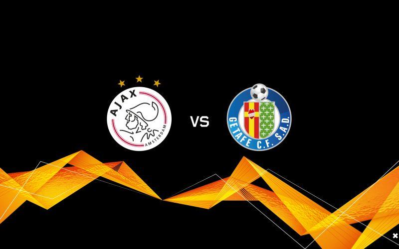 Europa League, Ajax-Getafe: quote, pronostico e probabili formazioni (27/02/2020)