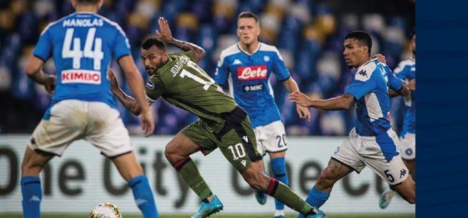 """Quota Maggiorata """"Cagliari – Napoli"""""""