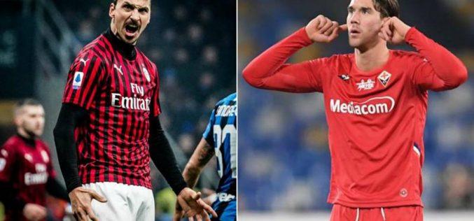 Serie A, Fiorentina-Milan: quote, pronostico e probabili formazioni (22/02/2020)