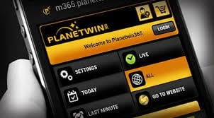 PlanetWin365 App Mobile