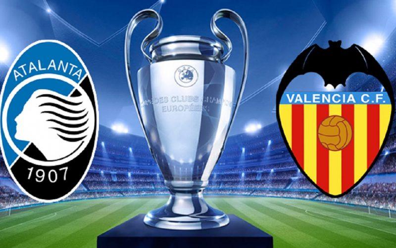 Champions League, Atalanta-Valencia: quote, pronostico e probabili formazioni (19/02/2020)