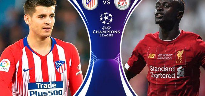 Champions League, Atletico Madrid-Liverpool: quote, pronostico e probabili formazioni (18/02/2020)