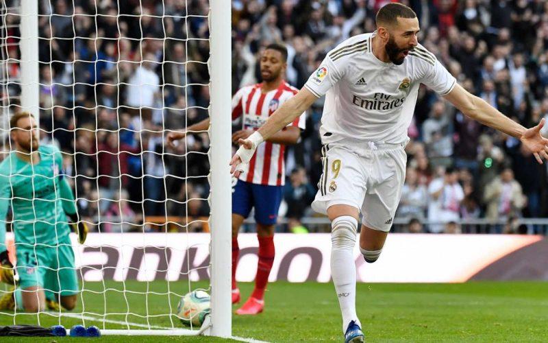 Il derby di Madrid va al Real: Simeone crolla a -13 dalla vetta