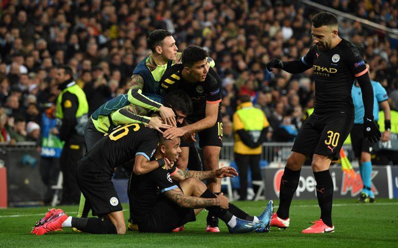 Il Real Madrid s'illude, poi esce fuori il Manchester City: inglesi ad un passo dai quarti