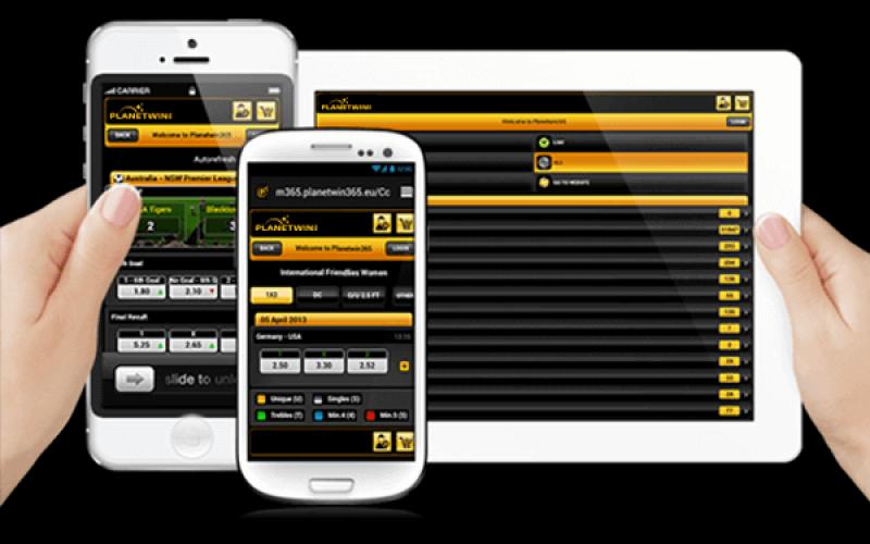 App Mobile di Planetwin365: la recensione