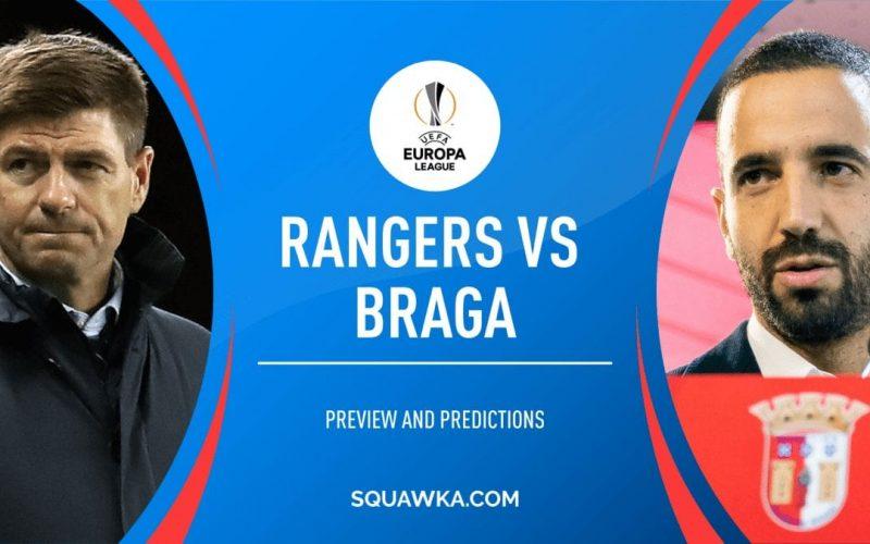 Europa League, Rangers-Braga: quote, pronostico e probabili formazioni (20/02/2020)