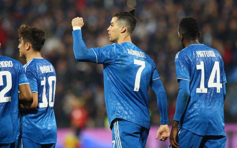 Spal-Juventus 1-2, Ronaldo da record trascina i bianconeri a Ferrara