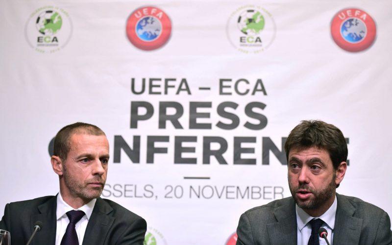 """Uefa, Ceferin conferma: """"Ok alle porte chiuse, pronti a partire"""""""
