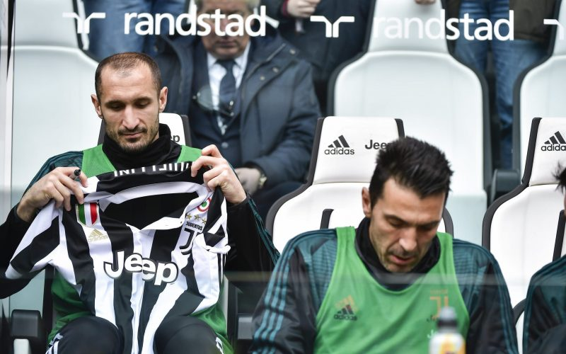 Juventus, si pensa al rinnovo di Chiellini e Buffon
