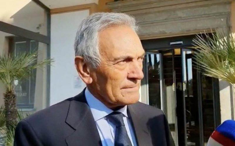 """Gravina rilancia: """"La Serie A può finire ad ottobre"""""""
