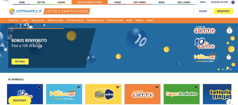 lottomatica lotteria nazionale