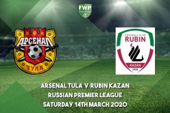 Premier League Russia, Arsenal Tula-Kazan: quote e pronostico(14/03/2020)