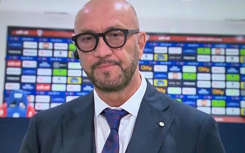 """Il Cagliari presenta Zenga, mentre Giulini attacca: """"Da tre mesi facciamo ridere"""""""