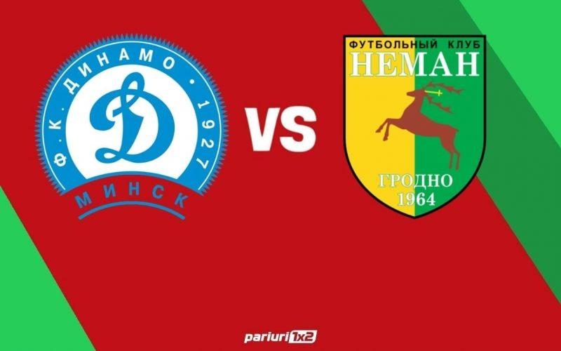 Bielorussia, Dinamo Minsk-Neman: quote e pronostico (16/04/2020)