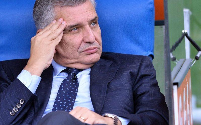 """Frosinone, Stirpe avverte: """"Pronto alle vie legali se la B dovesse terminare"""""""