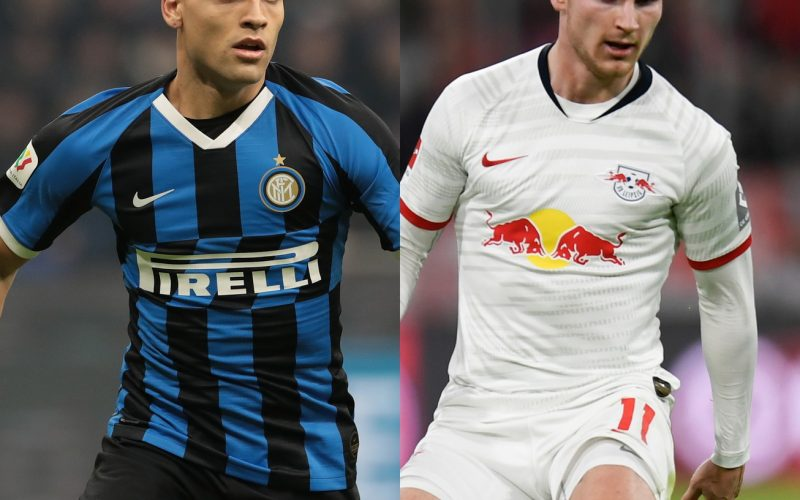 """Timo Werner è il """"piano B"""" di Barcellona e…Inter"""