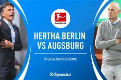 Bundesliga, Hertha-Augsburg: quote, probabili formazioni e pronostico (30/05/2020)