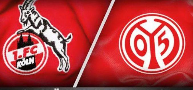 Bundesliga, Colonia-Mainz: quote, probabili formazioni e pronostico (17/05/2020)