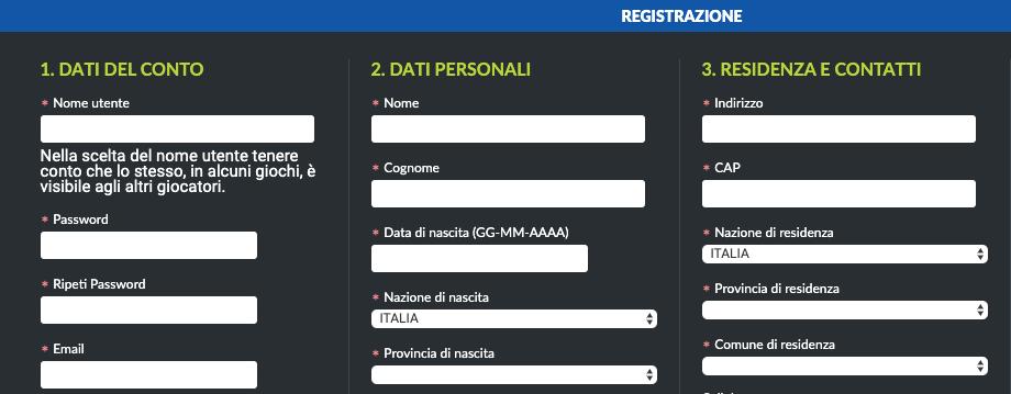 TotoWinBet registrati