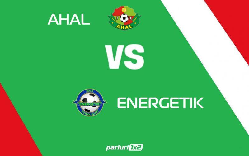 Turkmenistan, Ahal-Energetik: quote e pronostico (05/05/2020)